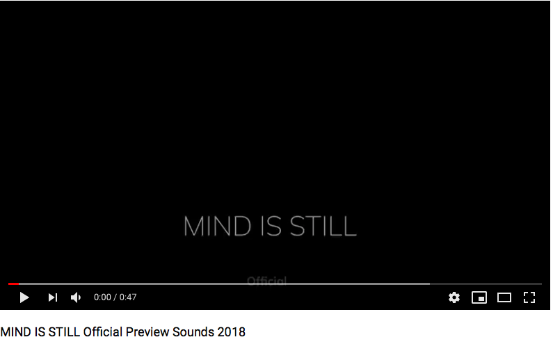 Mind Is Still